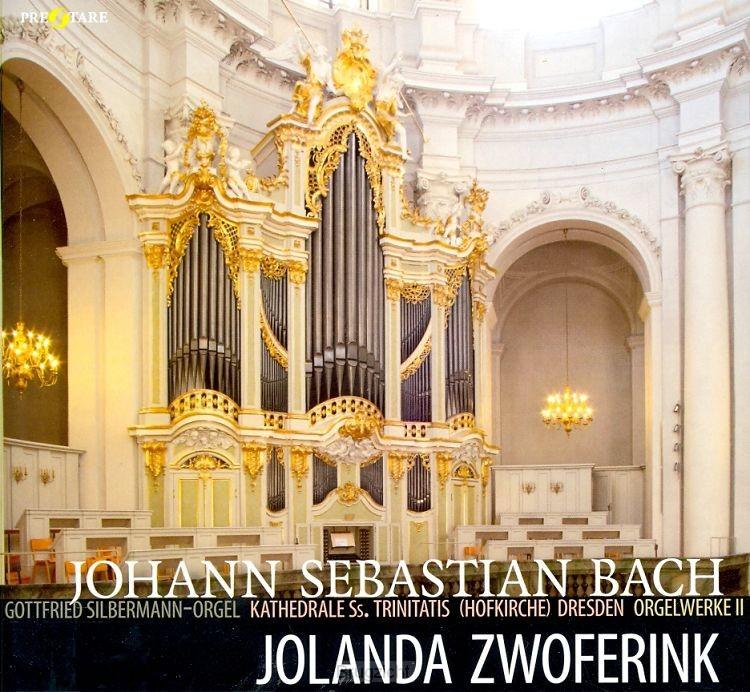 J.S.Bach Orgelwerke II - Dresden