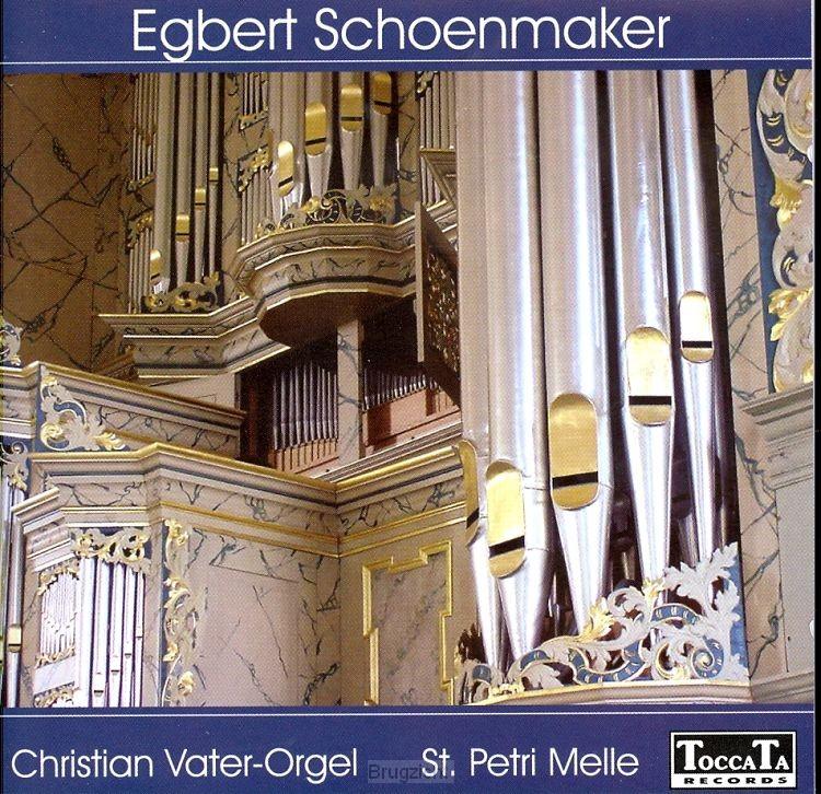 Christian Vater-Orgel, St. Petri Melle