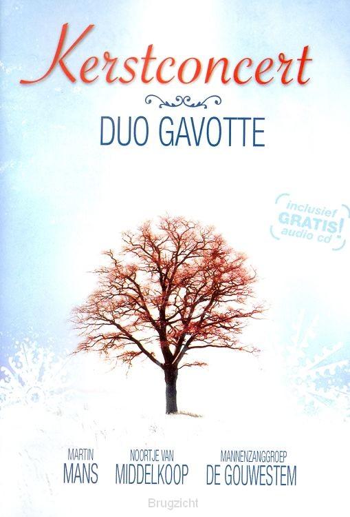 DVD Kerstconcert Duo Gavotte