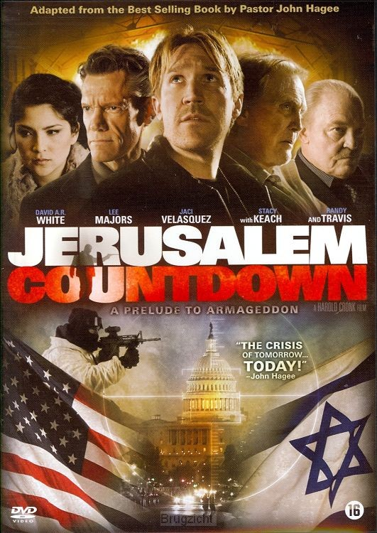 DVD Jerusalem Countdown