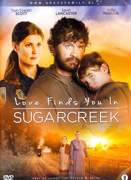 DVD Love finds you in Sugarcreek