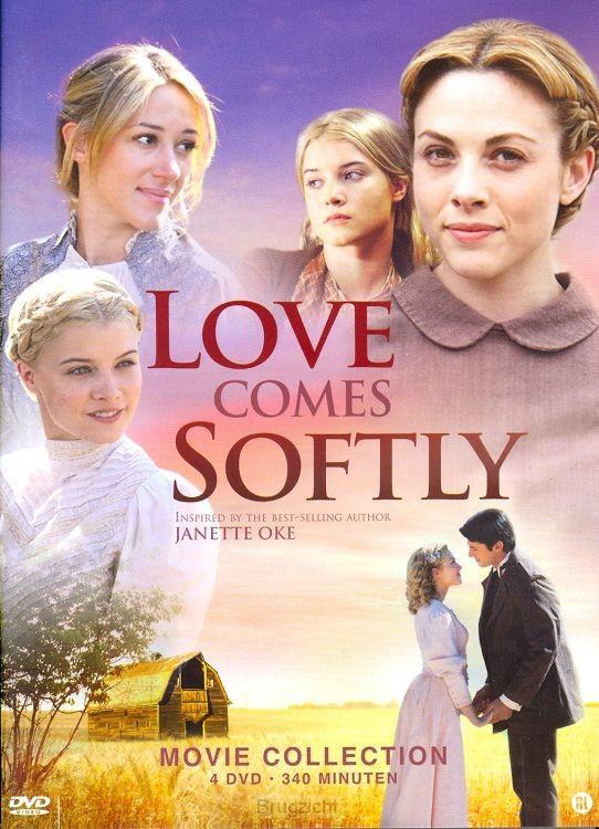 DVD Love comes softly Box