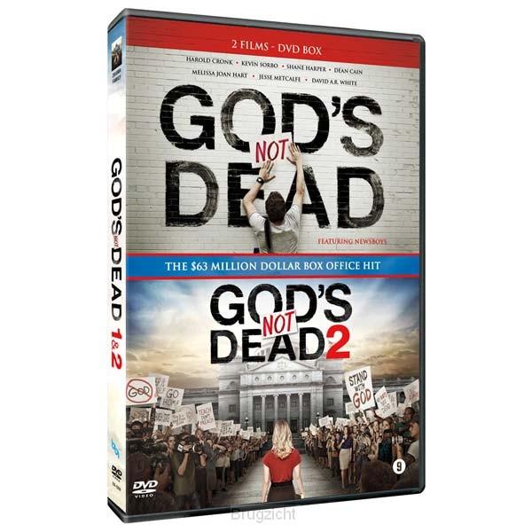 DVD God's not dead 1+2