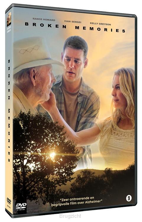 DVD Broken Memories