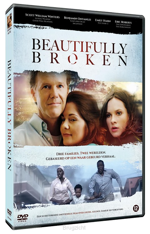 DVD Beautifully Broken