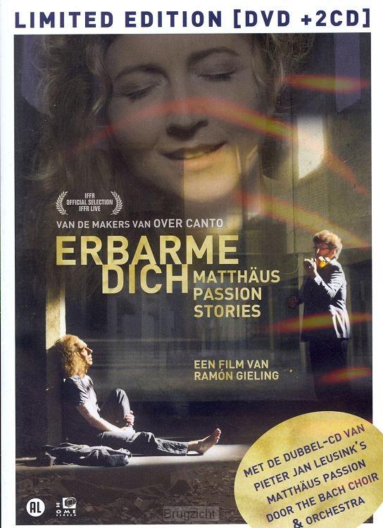 Erbarme Dich DVD + Mattheus Passion 2cd
