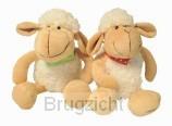 Sheep Boy & Girl 17 cm set