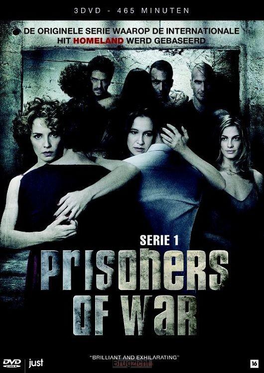 Prisioners of war aka hatufim - 3 dvd