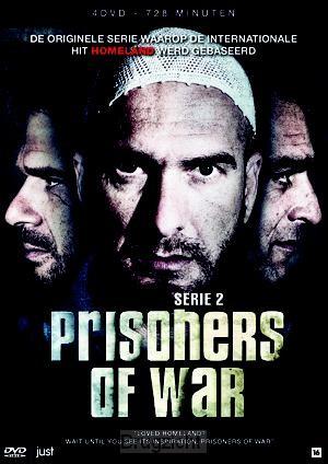 Prisoners of war serie 2 - 4 dvd