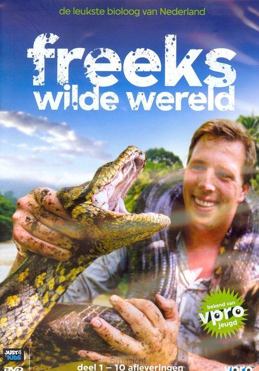 DVD Freek Vonk 5 Feek's wilde wereld 1