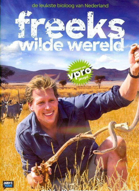 DVD Freek's wilde wereld