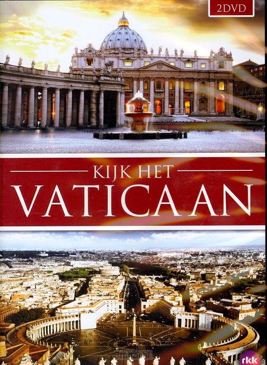 DVD Kijk het Vaticaan