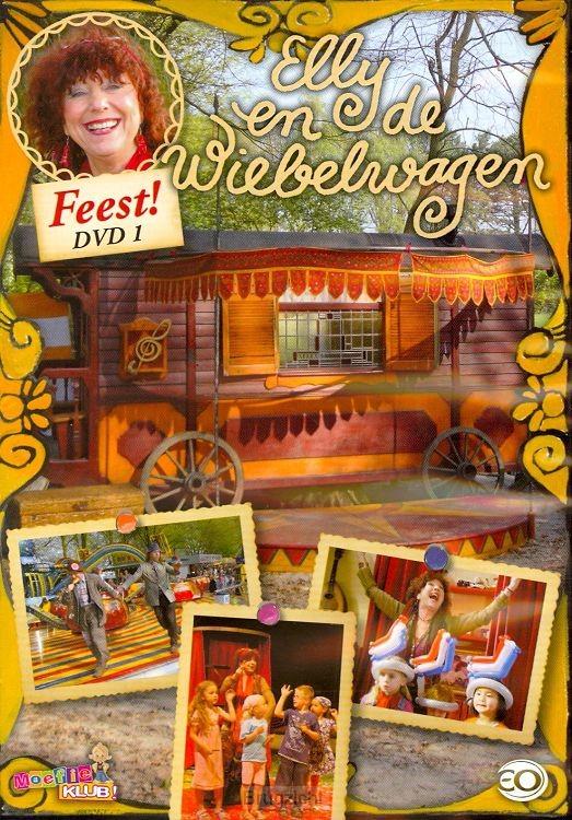 DVD Elly en de Wiebelwagen 1