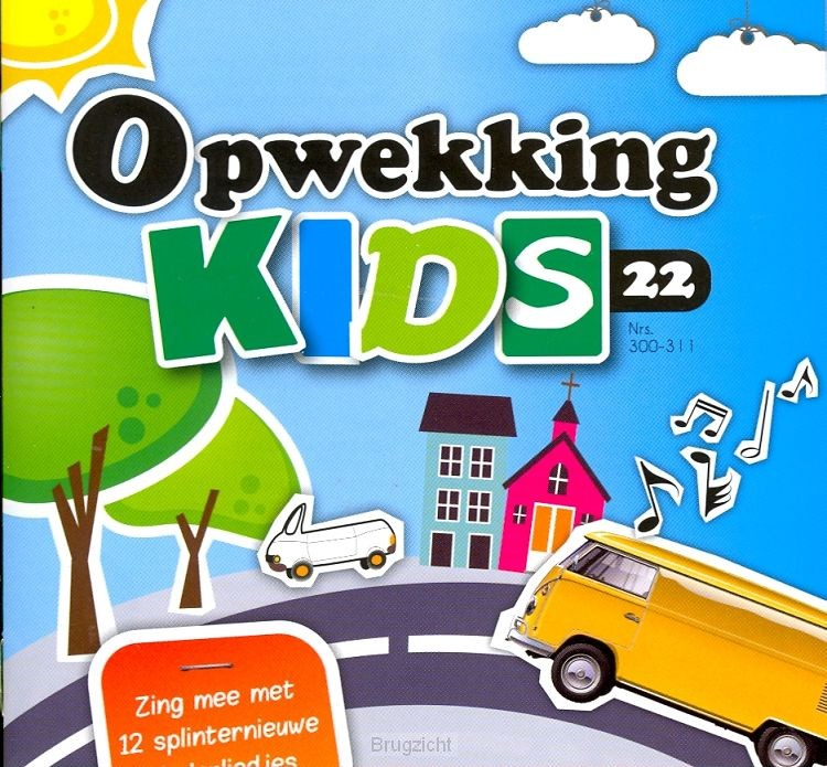 Opwekking Kids vol.22 (300-311)