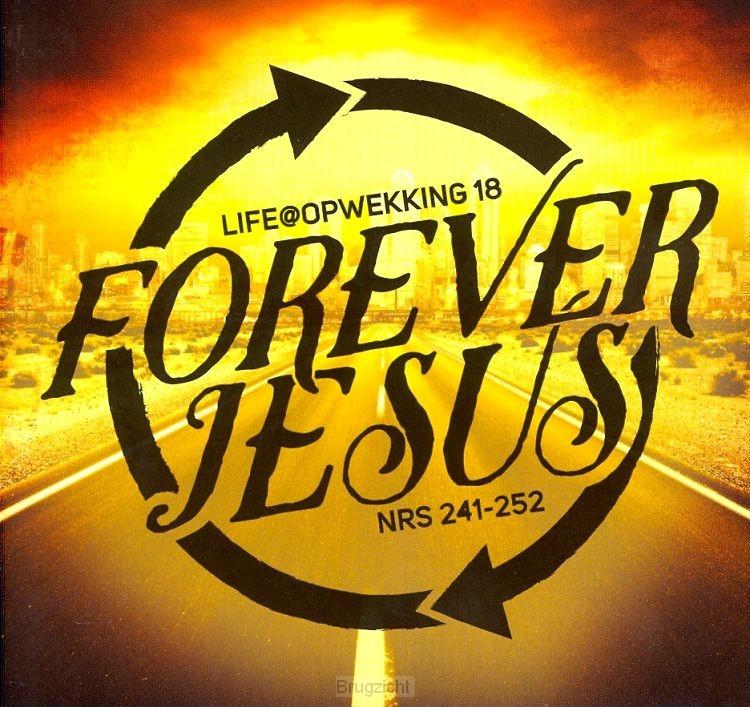 Forever Jesus Jongeren CD18