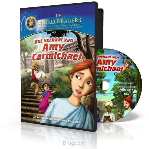 DVD Het Verhaal van Amy Carmichael
