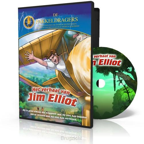 DVD Het verhaal van Jim Elliot