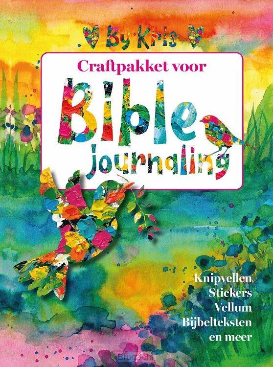 Craftpakketje voor bible journaling