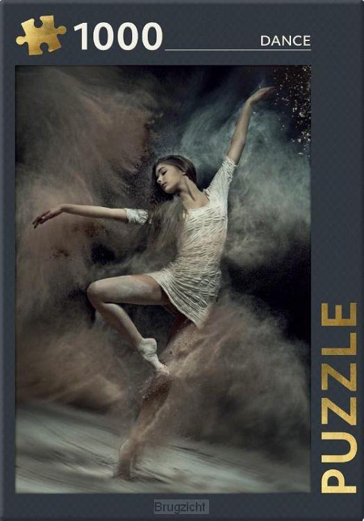 Dance - puzzel 1000 stukjes