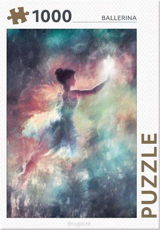 Ballerina - puzzel 1000 stukjes