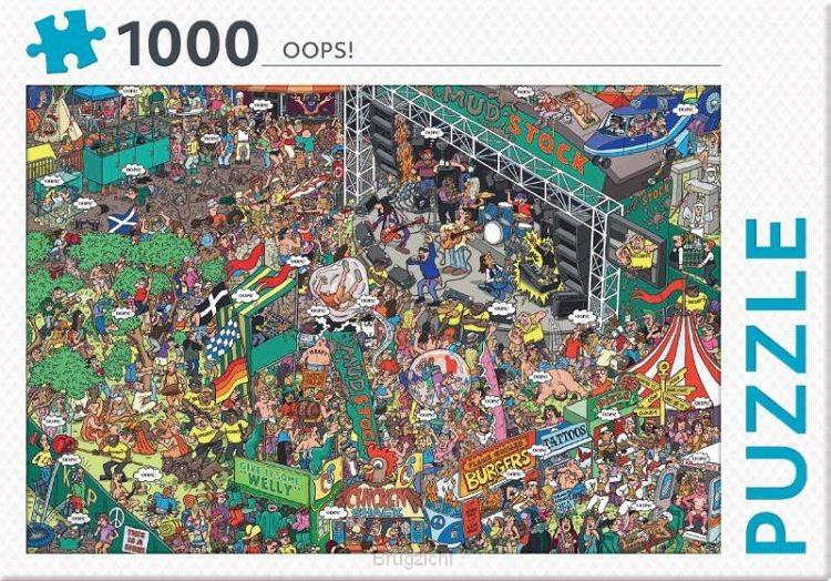 Oops! - puzzel 1000 stukjes