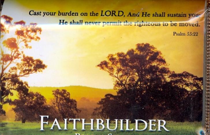 Faithbuilder psalms series