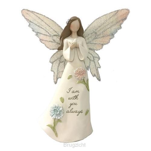 Angel Figurine I am with you