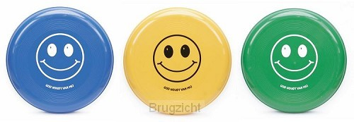 Frisbee God houdt van mij