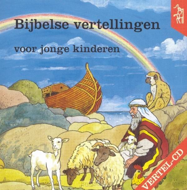 CD Bijbelse vertellingen vol.1