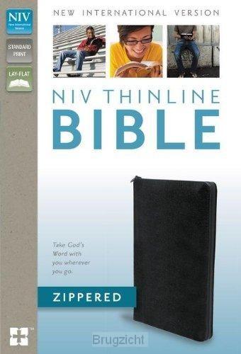 Bible Thinline Zippered Coll Bib