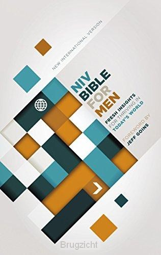Bible for Men hardcover