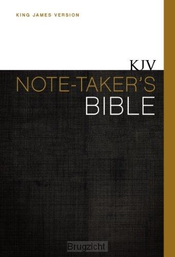 note-takers bible