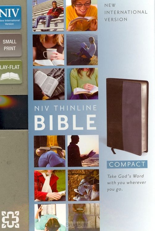 Bible NIV* Thinline Bible