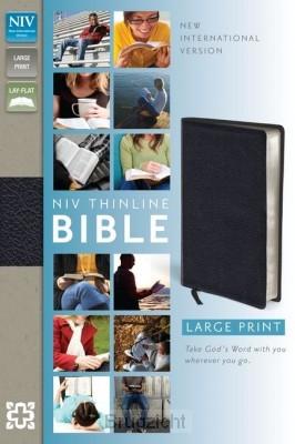 Bible Thinline Bonded black