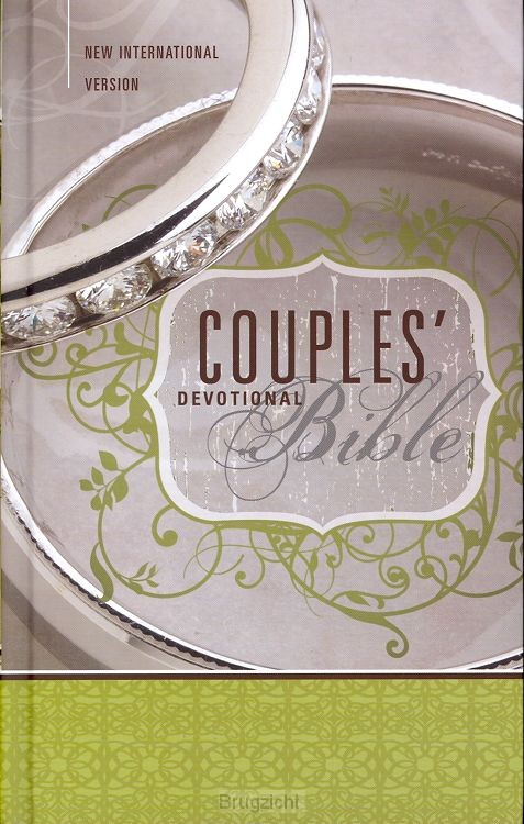 NIV Couple's Devotional Bible