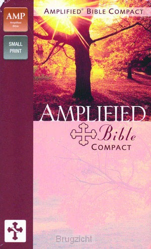 Amplified bible colour hardcover