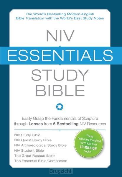 Essentials Study Bible