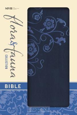 Flora & Fauna Coll Bible mrine/floral