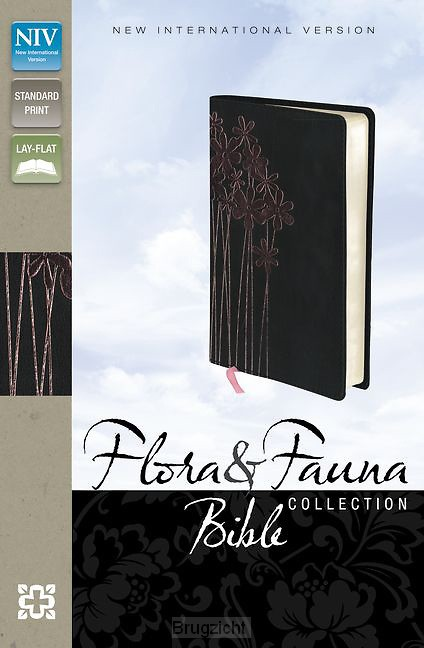 Flora & Fauna Collection black pink