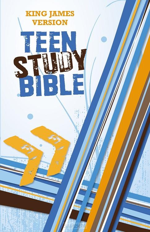 KJV, Teen Study Bible, Hardcover