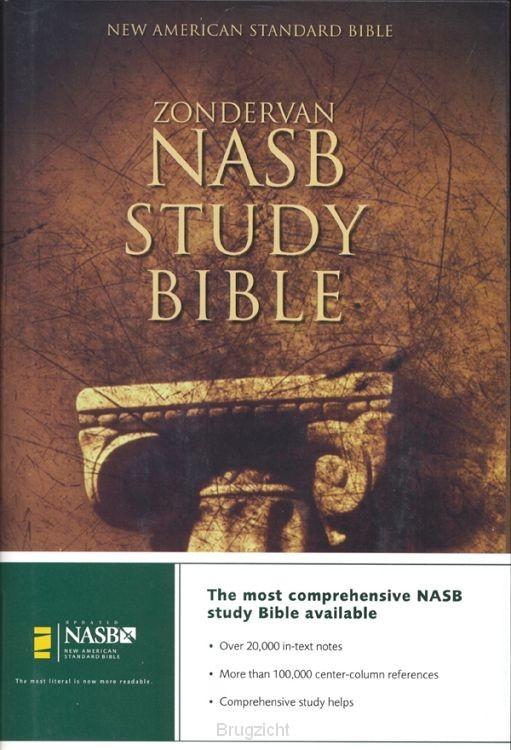 Nasb - Study Bible