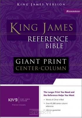 Giant print  Ref.Cent. col  index black