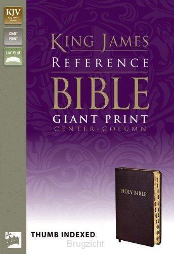 Bonded leather Ref Bible burgundy index