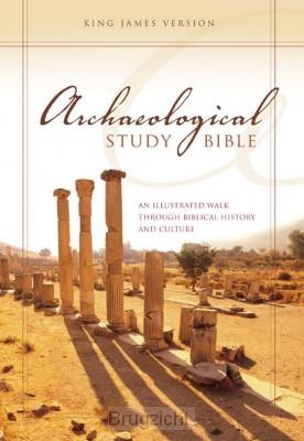 Archaeological Study Bible Hardback