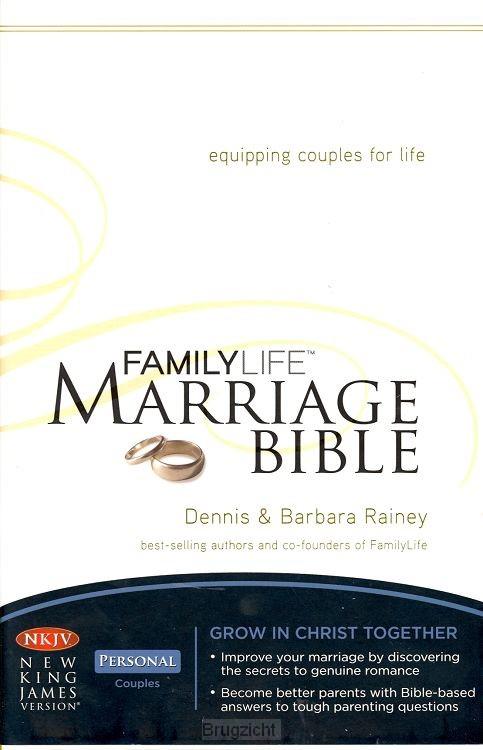 NKJV Family Life - Marriage Bible