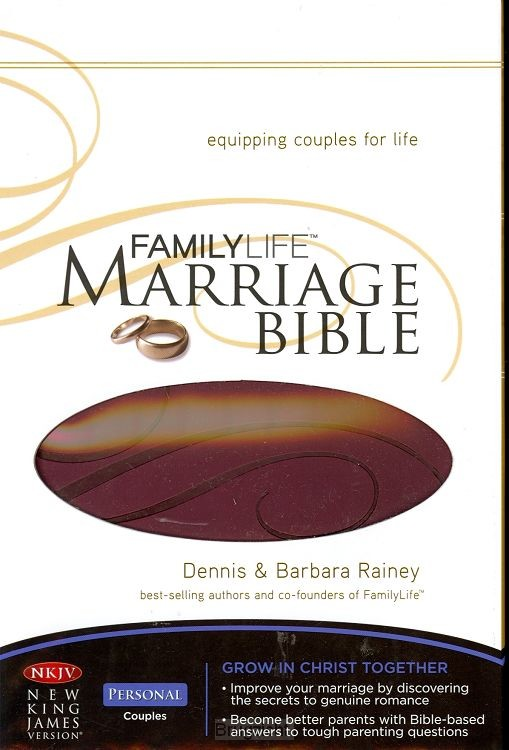 NKJV Marriage Bible