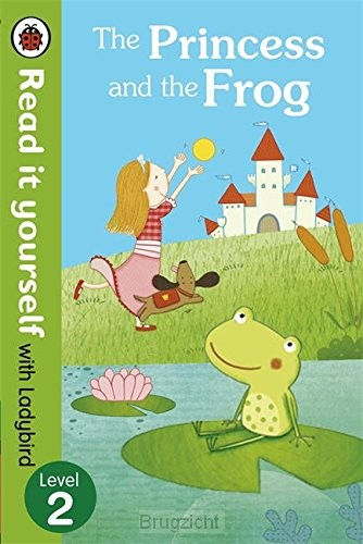 Princess and the Frog - Read it yourself with Ladybird