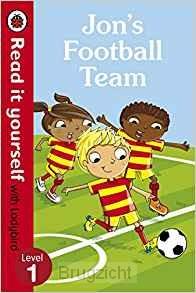 Jon's Football Team - Read it yourself with Ladybird: Level