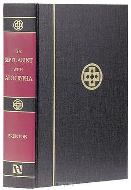 The septuagint with apocryphia lineair