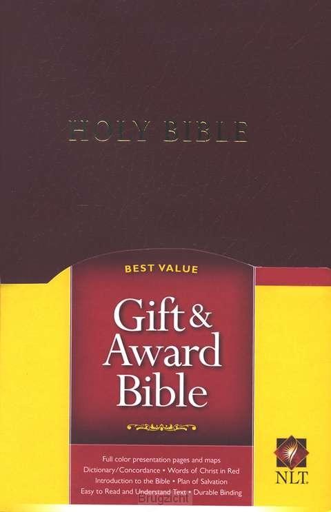 NLT2 - Award Bible